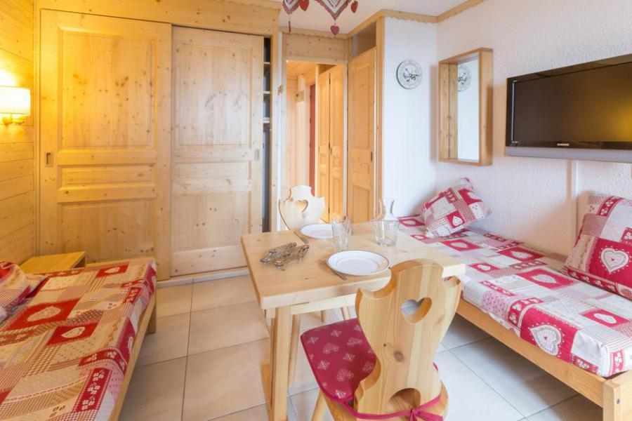 Vakantie in de bergen Appartement 2 kamers 4 personen (16) - Résidence le 1er Dé - Montchavin La Plagne