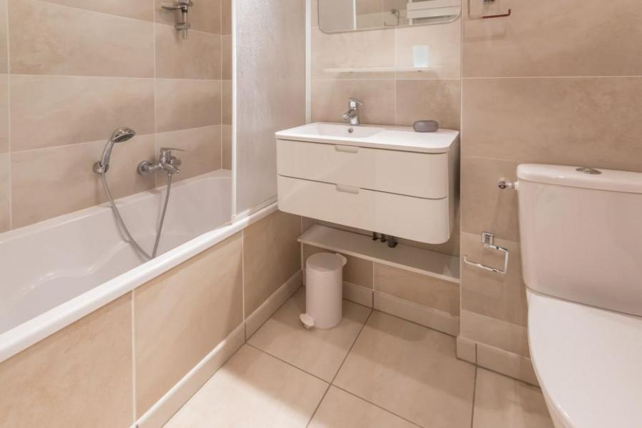 Vakantie in de bergen Appartement 2 kamers 4 personen (16) - Résidence le 1er Dé - Montchavin La Plagne - Badkamer