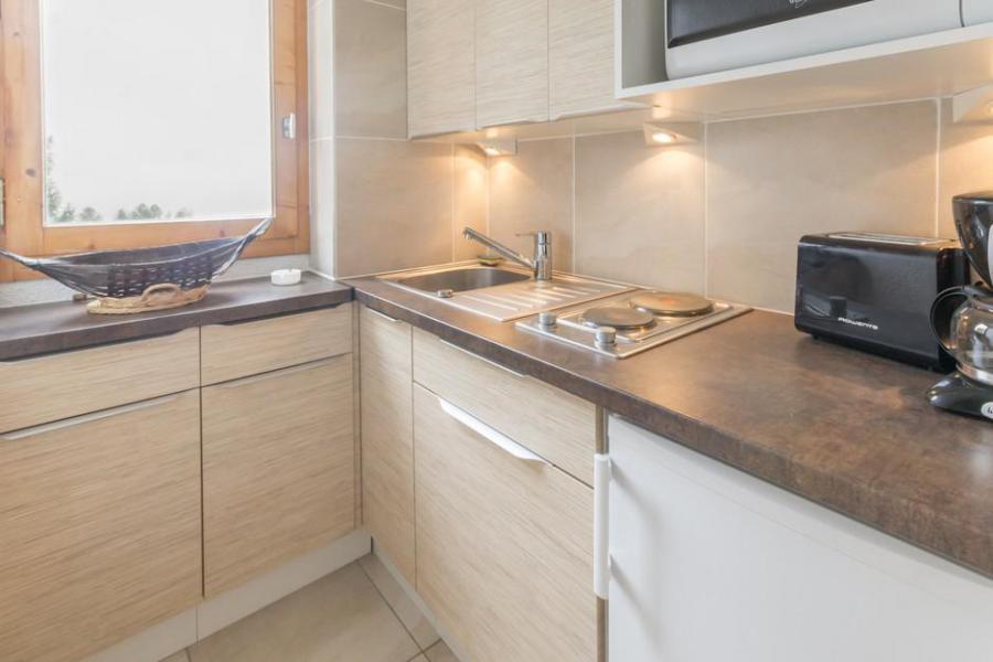 Vakantie in de bergen Appartement 2 kamers 4 personen (16) - Résidence le 1er Dé - Montchavin La Plagne - Keuken