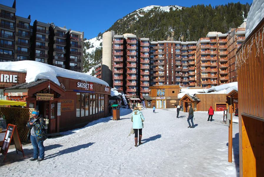 Vacances en montagne Studio 4 personnes (331) - Résidence le 3000 - La Plagne