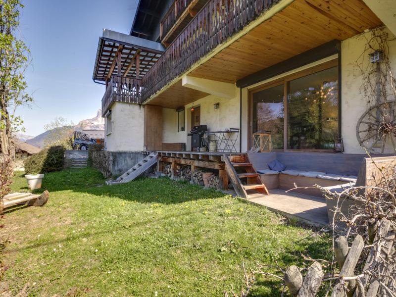 Wakacje w górach Apartament 3 pokojowy 4 osób (1) - Résidence Le 709 - Saint Gervais