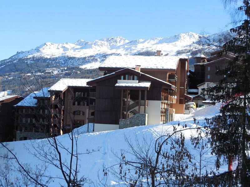Urlaub in den Bergen Résidence le Baccara 2 (l'Epervier) - Montchavin La Plagne