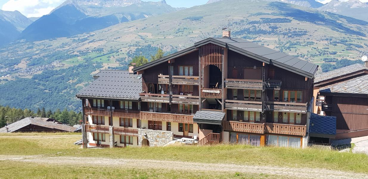 Holiday in mountain resort 2 room apartment 6 people (427-429) - Résidence le Baccara 2 (l'Epervier) - Montchavin La Plagne