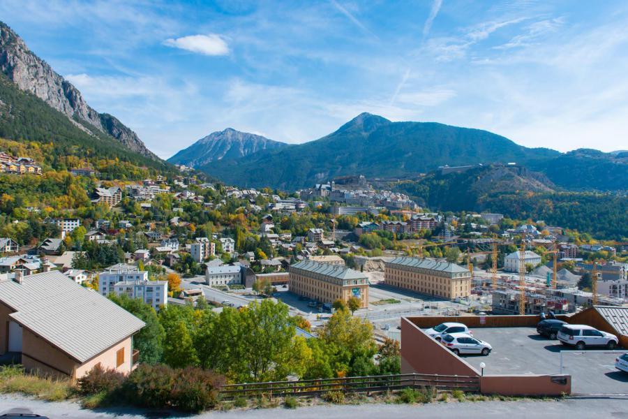 Vacaciones en montaña Apartamento 4 piezas para 8 personas (DRA) - Résidence le Balcon de Briançon - Serre Chevalier