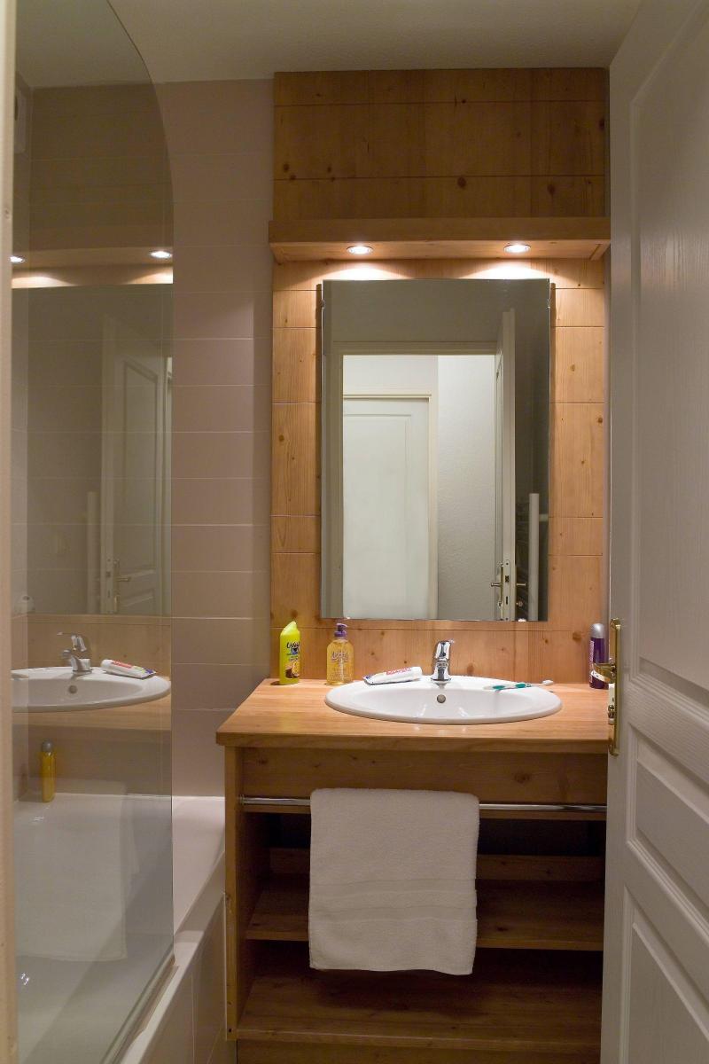 Urlaub in den Bergen Résidence le Balcon des Airelles - Les Orres - Badezimmer