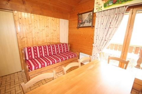 Vacaciones en montaña Apartamento dúplex 4 piezas 8 personas (6) - Résidence le Balcon des Alpes - Châtel