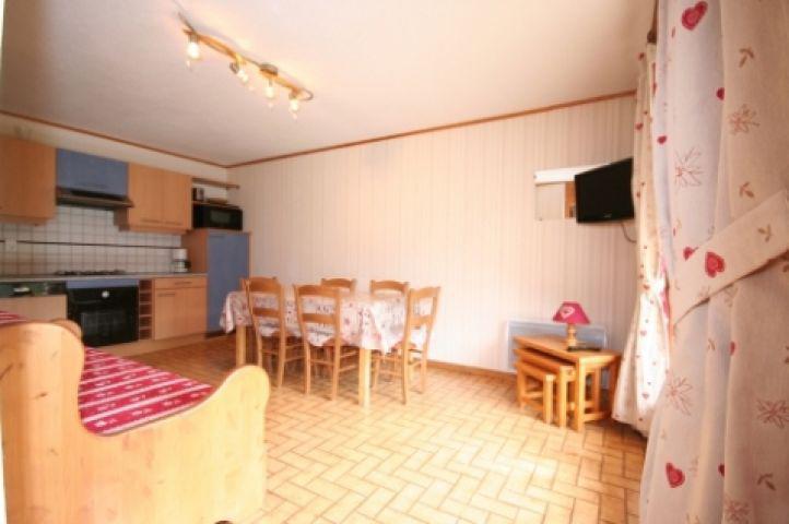 Vacaciones en montaña Apartamento cabina 2 piezas para 5 personas (1) - Résidence le Balcon des Alpes - Châtel - Alojamiento