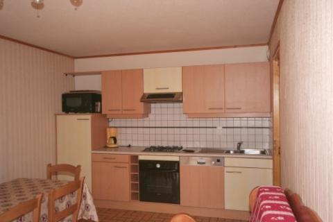 Vacaciones en montaña Apartamento cabina 2 piezas para 5 personas (2) - Résidence le Balcon des Alpes - Châtel - Alojamiento