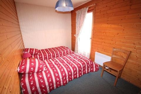 Vacaciones en montaña Apartamento dúplex 4 piezas 8 personas (6) - Résidence le Balcon des Alpes - Châtel - Cama individual