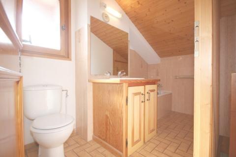 Vacaciones en montaña Apartamento dúplex 4 piezas 8 personas (6) - Résidence le Balcon des Alpes - Châtel - Cuarto de baño con ducha