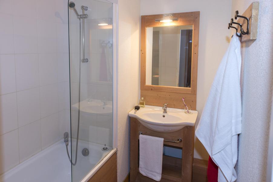 Holiday in mountain resort Résidence le Balcon des Neiges - Saint Sorlin d'Arves - Bathroom