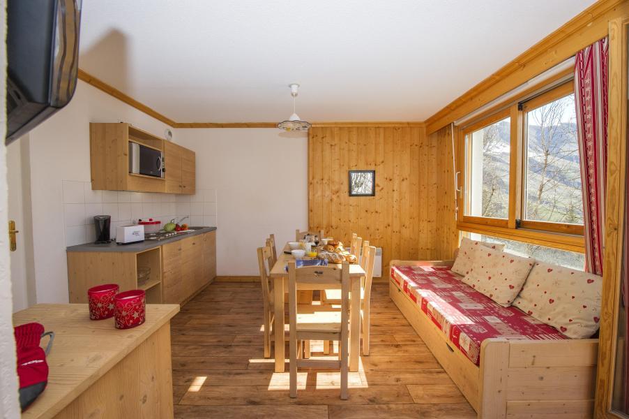 Vacances en montagne Residence Le Balcon Des Neiges - Saint Sorlin d'Arves - Séjour