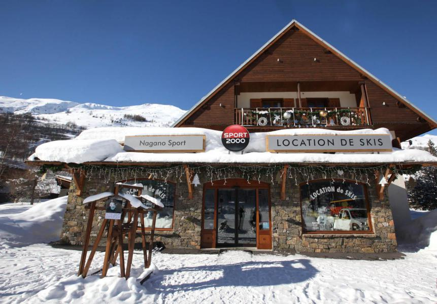 Wakacje w górach Résidence le Barillon - Valloire