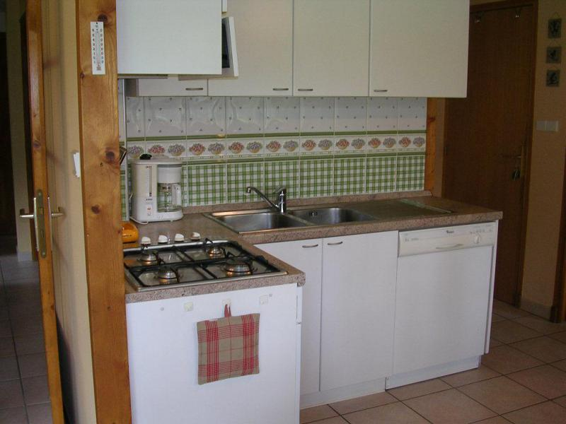 Holiday in mountain resort 4 room apartment 8 people - Résidence le Barillon - Valloire