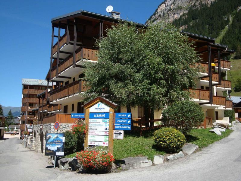 Vacaciones en montaña Résidence le Barioz - Pralognan-la-Vanoise - Verano