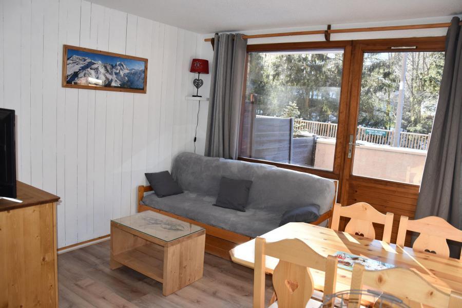 Vacaciones en montaña Apartamento 2 piezas para 4 personas (1) - Résidence le Barioz - Pralognan-la-Vanoise - Estancia