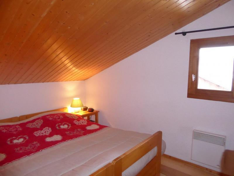 Vacaciones en montaña Apartamento 3 piezas para 4 personas (24) - Résidence le Barioz - Pralognan-la-Vanoise - Cama doble