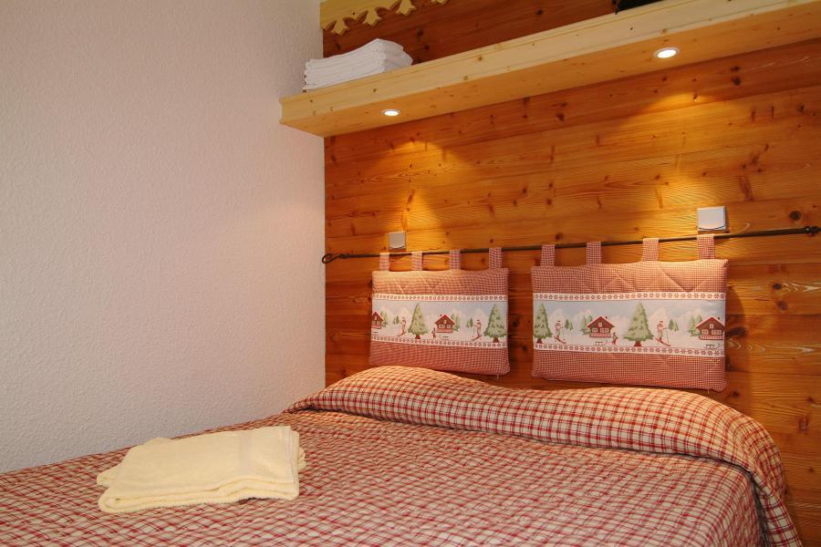 Vacances en montagne Résidence le Beauregard - Valmorel - Lit double
