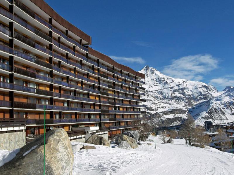 Vacances en montagne Résidence le Bec Rouge - Tignes