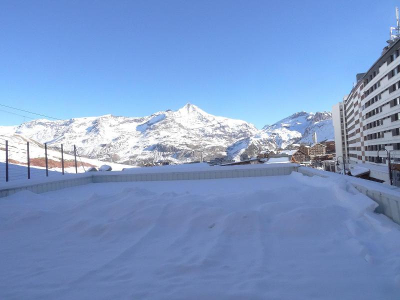 Vacances en montagne Appartement 3 pièces 8 personnes (001) - Résidence le Bec Rouge - Tignes