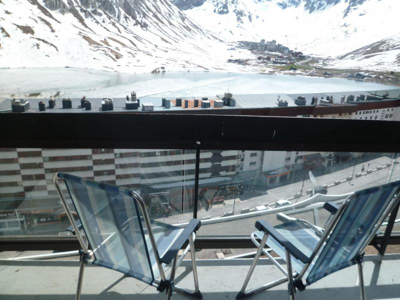 Vacances en montagne Studio 3 personnes (982) - Résidence le Bec Rouge - Tignes