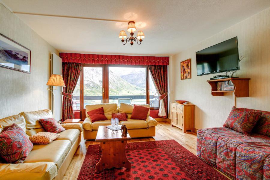 Vacances en montagne Appartement 3 pièces 6 personnes (773) - Résidence le Bec Rouge - Tignes - Logement