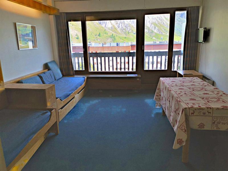 Vacances en montagne Appartement 3 pièces 8 personnes (311) - Résidence le Bec Rouge - Tignes - Séjour