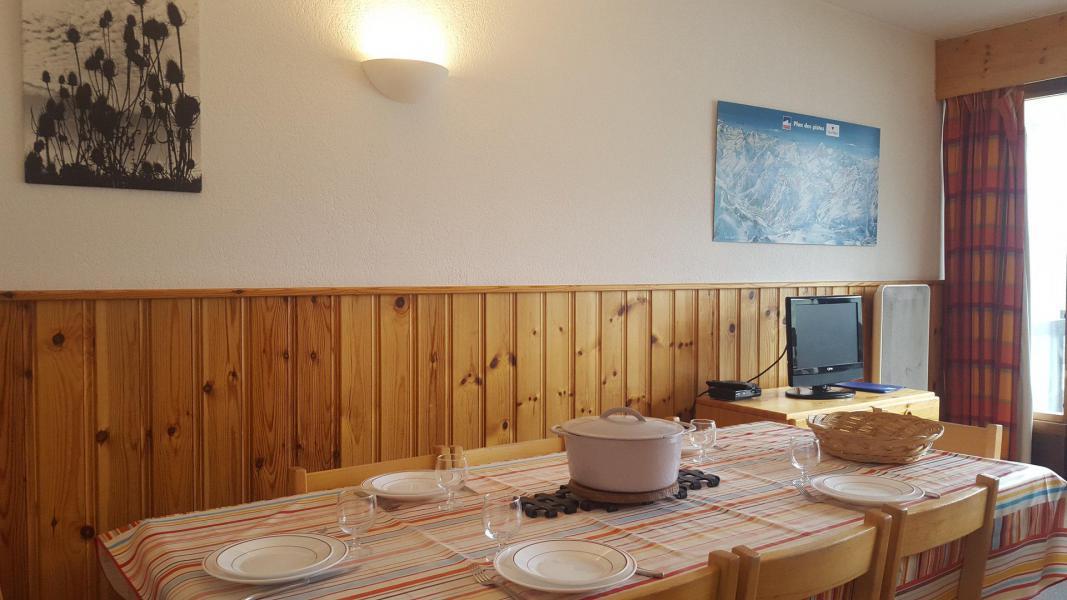 Vacances en montagne Appartement 3 pièces 8 personnes (453) - Résidence le Bec Rouge - Tignes - Séjour