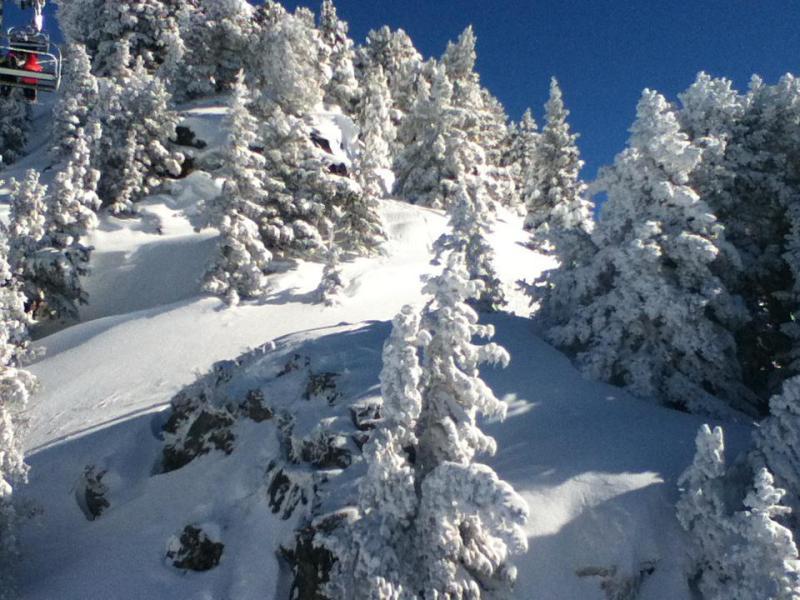 Vacances en montagne Studio 4 personnes (311) - Résidence le Bellevue - Chamrousse