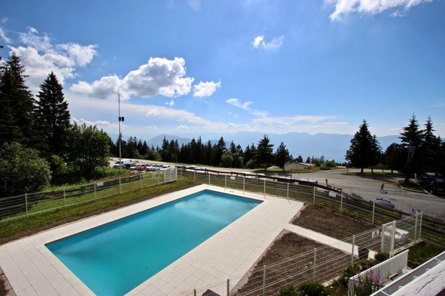 Vacances en montagne Studio 4 personnes (411) - Résidence le Bellevue - Chamrousse