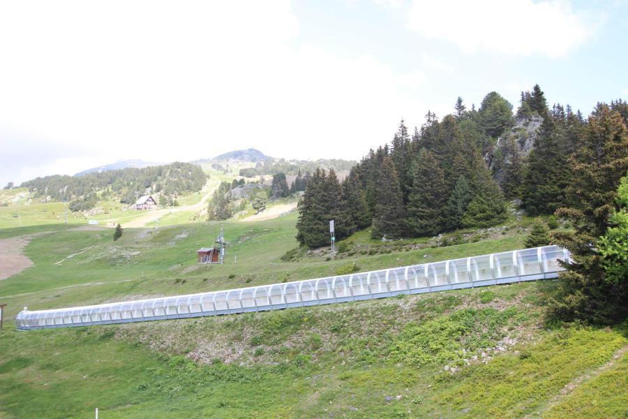 Vacances en montagne Studio 3 personnes (044) - Résidence le Bellevue - Chamrousse