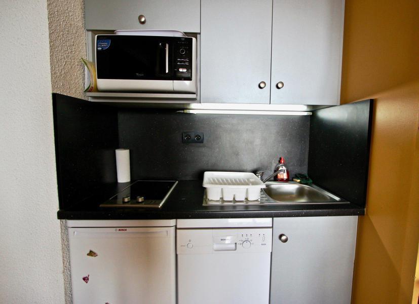 Vacances en montagne Studio 4 personnes (311) - Résidence le Bellevue - Chamrousse - Kitchenette