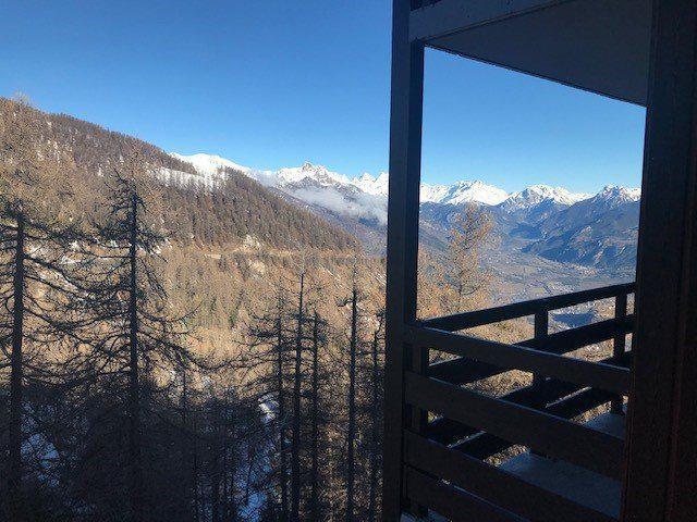 Vacaciones en montaña Estudio -espacio montaña- para 4 personas (509) - Résidence le Belvédère - Risoul