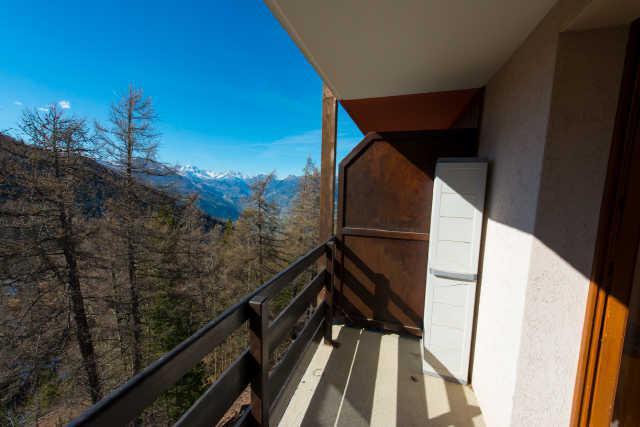 Vacaciones en montaña Estudio -espacio montaña- para 4 personas (312) - Résidence le Belvédère - Risoul