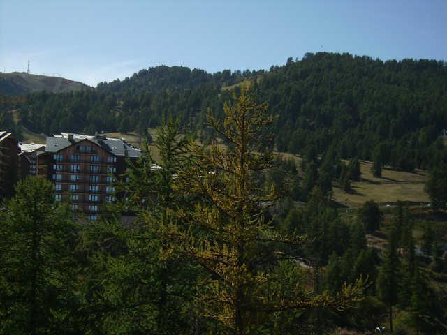 Vacaciones en montaña Estudio -espacio montaña- para 4 personas (509) - Résidence le Belvédère - Risoul - Verano