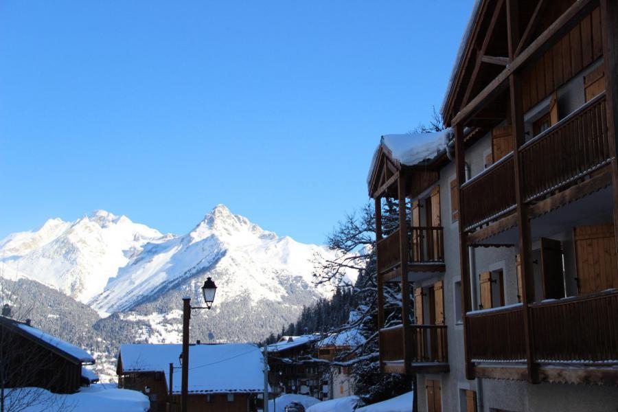 Holiday in mountain resort Résidence le Belvédère Asphodèle - Valfréjus