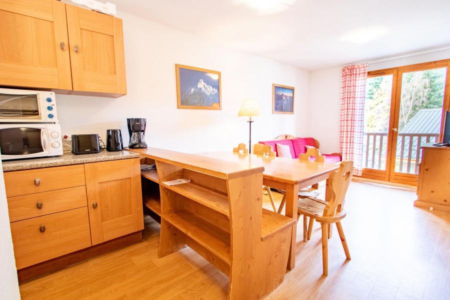 Holiday in mountain resort 3 room apartment cabin 6 people (02) - Résidence le Belvédère Asphodèle - Valfréjus