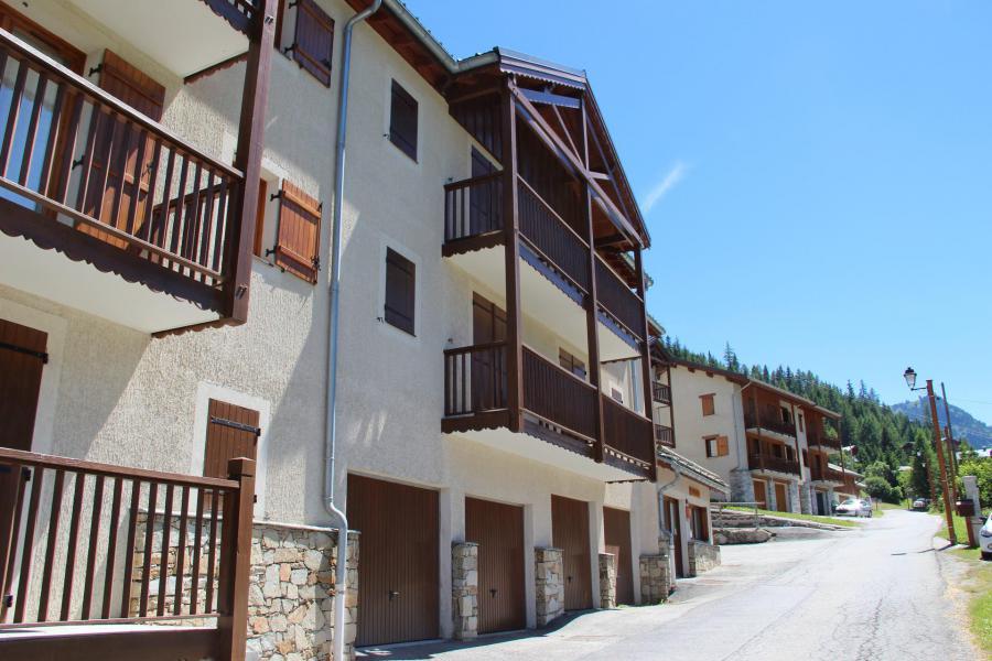 Vacaciones en montaña Résidence le Belvédère Asphodèle - Valfréjus - Verano