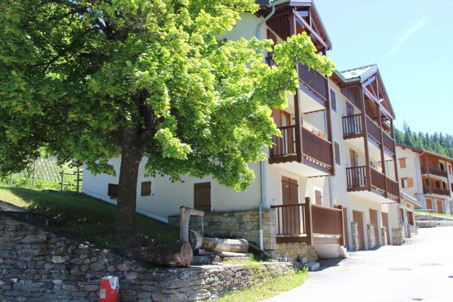 Holiday in mountain resort Résidence le Belvédère Busseroles - Valfréjus