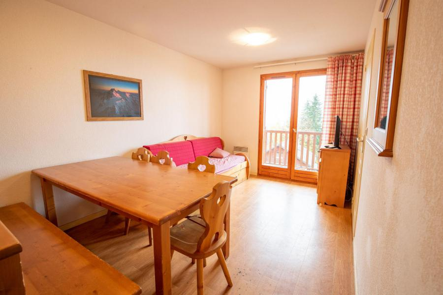 Vacances en montagne Appartement 2 pièces cabine 6 personnes (06) - Résidence le Belvédère Busseroles - Valfréjus - Logement