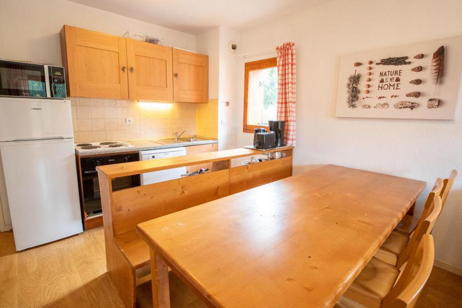 Vacances en montagne Appartement 3 pièces cabine 8 personnes (04) - Résidence le Belvédère Busseroles - Valfréjus - Logement