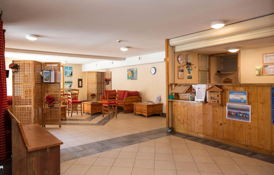 Vacances en montagne Résidence le Blanchot - Pralognan-la-Vanoise - Réception