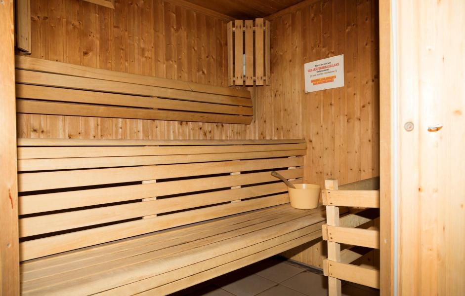 Vacances en montagne Résidence le Blanchot - Pralognan-la-Vanoise - Sauna