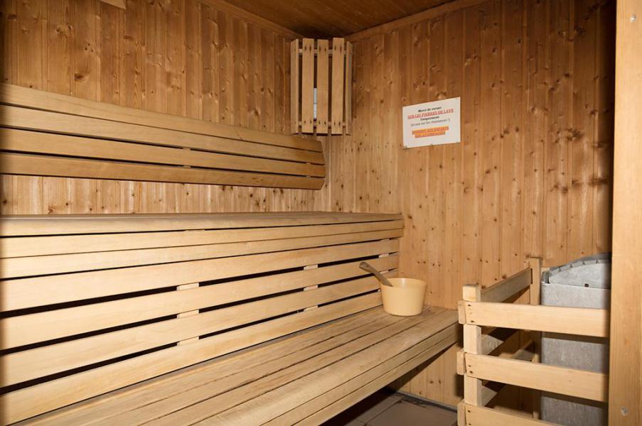 Wakacje w górach Résidence le Blanchot - Pralognan-la-Vanoise - Sauna