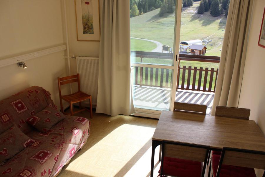 Vacaciones en montaña Estudio para 4 personas (BA0648S) - Résidence le Bois d'Aurouze - Superdévoluy
