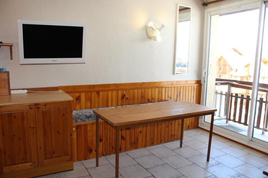 Vacaciones en montaña Apartamento cabina para 4 personas (BA1030N) - Résidence le Bois d'Aurouze - Superdévoluy