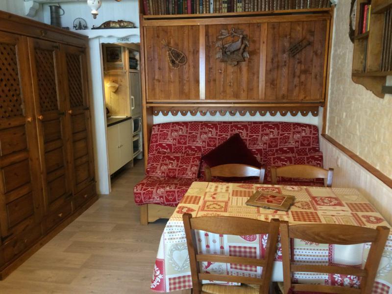 Vacaciones en montaña Estudio para 4 personas (BA0242S) - Résidence le Bois d'Aurouze - Superdévoluy