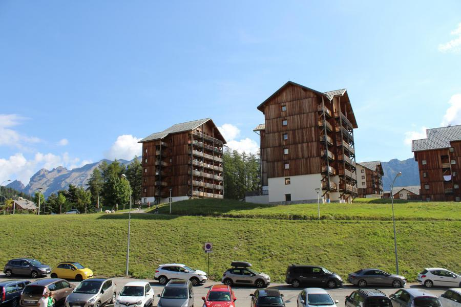 Vacaciones en montaña Estudio para 4 personas (BA0142N) - Résidence le Bois d'Aurouze - Superdévoluy