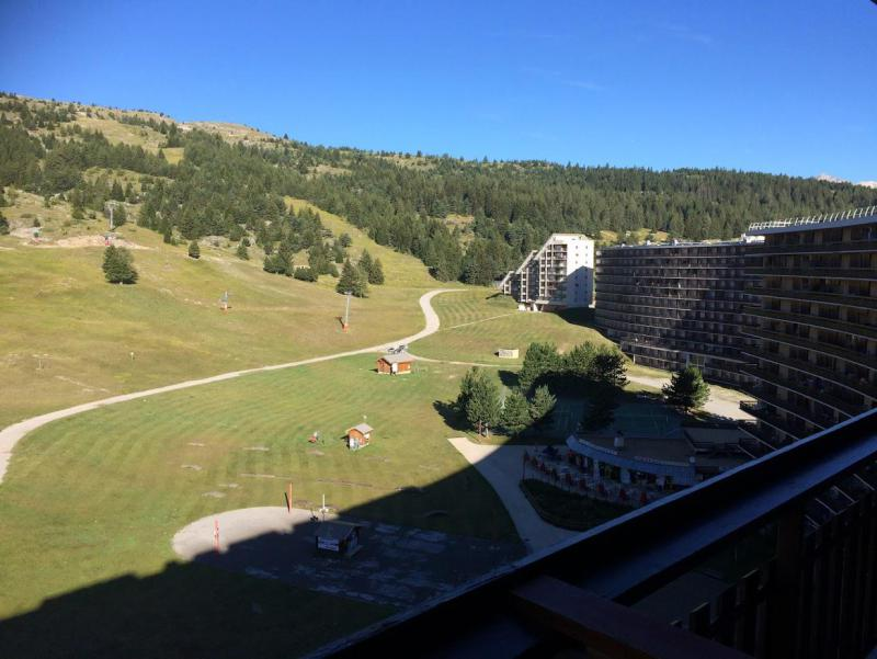 Vacaciones en montaña Estudio -espacio montaña- para 4 personas (BA0922S) - Résidence le Bois d'Aurouze - Superdévoluy - Verano