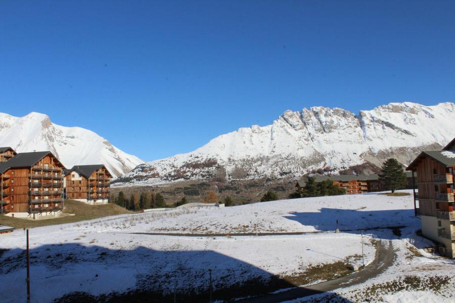 Vacaciones en montaña Estudio para 3 personas (BA0409N) - Résidence le Bois d'Aurouze - Superdévoluy